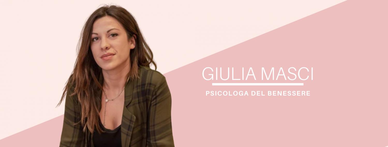 Giulia Masci Psicologa